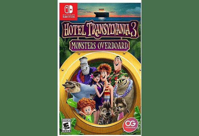 Hotel Transylvania 3 switch Nuevo
