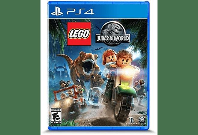 Lego Jurassic ps4 nuevo