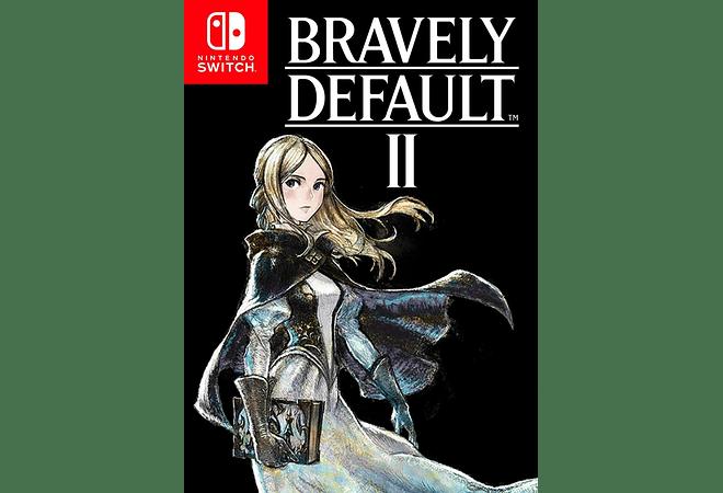 Bravely Default 2 Nintendo Switch Juego Fisico