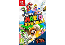 Super Mario 3d World + Bowser's Fury Switch Físico