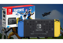 Nintendo Switch Ed Fortnite (SIN CÓDIGO)