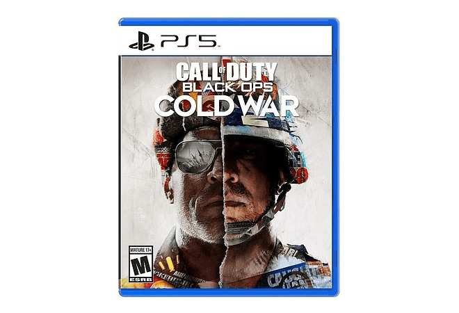 Call of Duty: Black Ops Cold War Standard Edition Activision PS5 Físico Nuevo