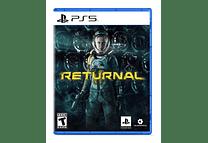 Returnal Standard Edition Sony PS5 Físico
