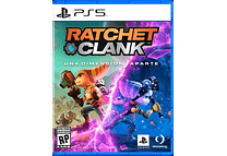 Juego Ps5 Ratchet And Clank Sony Físico