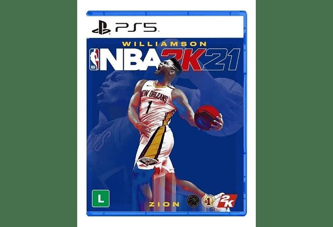 NBA 2K21 Standard  PS5 nuevo