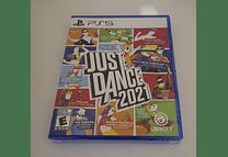 Juego Just Dance 2021 Ps5 Nuevo Sellado
