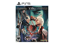 Ps5 Devil May Cry 5 Special Edition Juego