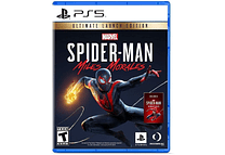 Juego Ps5 Spider-man Ultimate Launch Edition