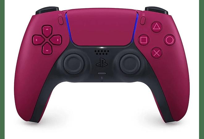 Control PS5 inalámbrico Sony PlayStation 5 DualSense CFI-ZCT1 cosmic red Nuevo