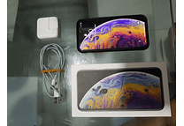 Iphone XS 64gb usado color blanco 9/10