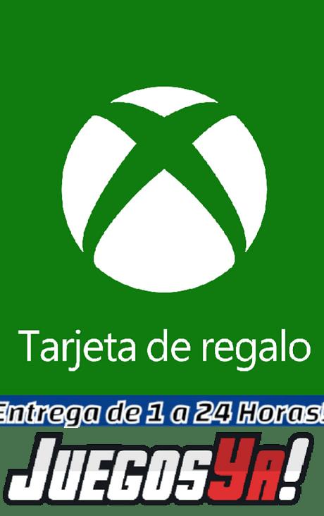 Tarjeta Regalo Xbox $55.000