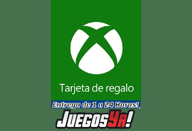 Tarjeta Xbox Recarga $100.000
