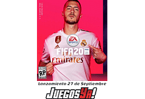 Fifa 2020 Ed Estándar Disponible!! PS4/XONE/SWITCH