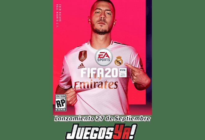Fifa 2020 Ed Estándar Disponible!! PS4/XONE/SWITCH