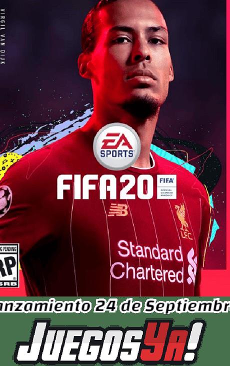Fifa 2020 Ed Champions Preventa!! PS4/Xone