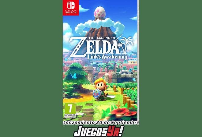 Zelda link Awakening