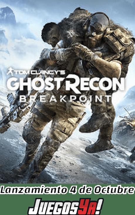 Ghost Recon Breakpoint Preventa!!