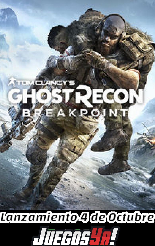Ghost Recon Breakpoint Ps4/Xone