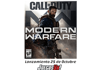 Call of Duty Modern Warfare Ps4/Xone