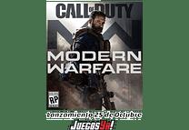 Call of Duty Modern Warfare Xone