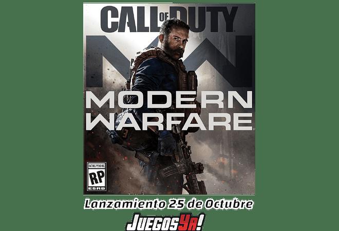 Call of Duty Modern Warfare Ps4/Xone