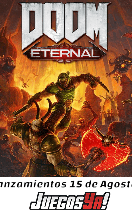 Doom Eternal Preventa!!