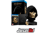 Mortal kombat Ed Coleccionista PS4