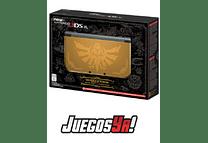 New Nintendo 3ds Xl Zelda Hyrule uso exhibición mínimo en caja