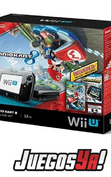 Nintendo wii u 32GB Ed Mario Kart 8