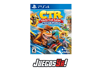 Crash CTR PS4