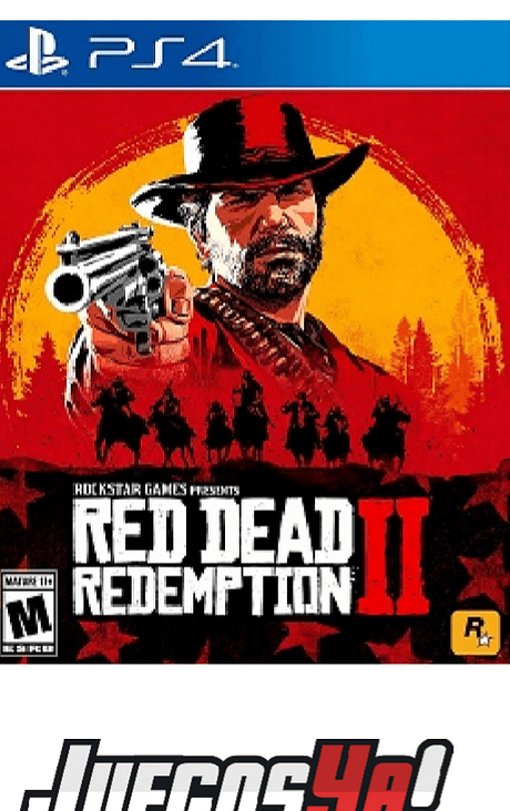 Red Dead Redemption 2 PS4 Nuevo