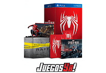Spiderman Ed Coleccionista PS4