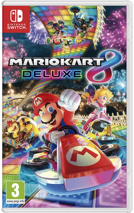 Mario Kart 8 nuevo