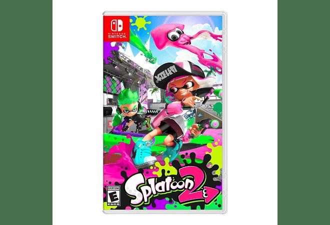 Splatoon Nintendo Switch Nuevo