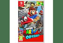 Super Mario Odissey Switch nuevo