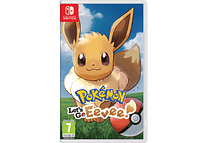 Pokemon Eevee Nintendo Switch