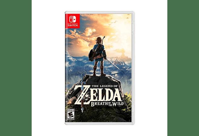 Zelda Nintendo Switch Nuevo