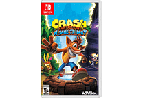 Crash Bandicoot Nintendo Switch Nuevo