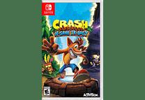 Crash Bandicoot Nintendo Switch Nuevo