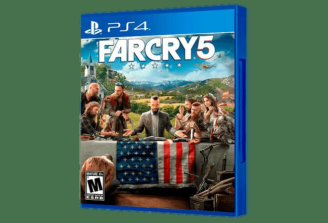 Farcry 5 PS4 Nuevo