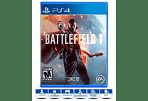 Battlefield 1 PS4 Nuevo