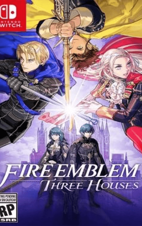 Fire Emblem Three Houses Nintendo Switch Nuevo
