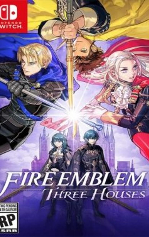 Fire Emblem Three Houses Nintendo Switch Nuevo
