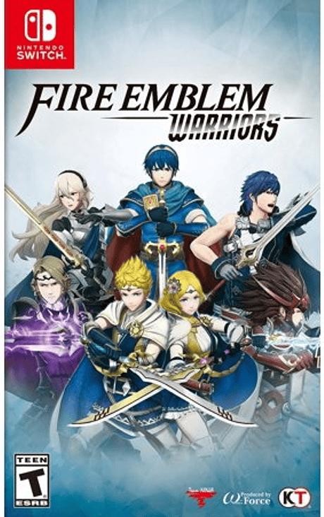 Fire emblem Warrior Switch Nuevo