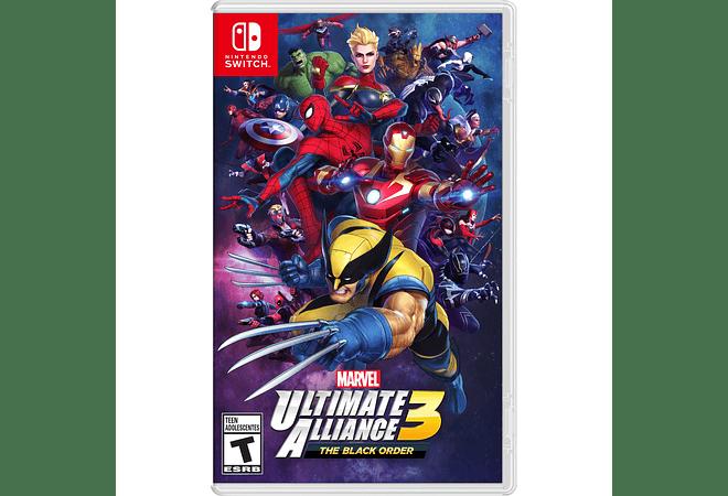 Marvel Ultimate Alliance 3 Switch Nuevo