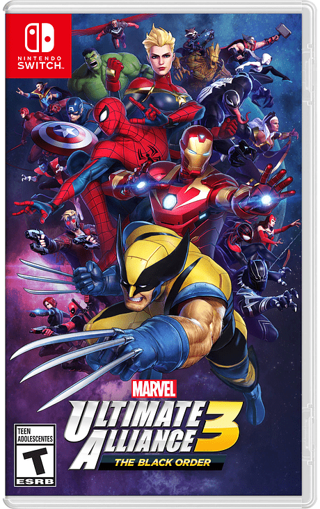 Marvel Ultimate Alliance 3 Switch Nuevo