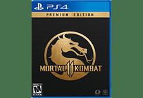 Mortal Kombat 11 Ed Premium Ps4