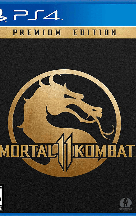 Mortal Kombat 11 Ed Premium Ps4