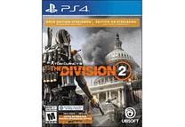 The division 2 Gold Edition Ps4 Nuevo