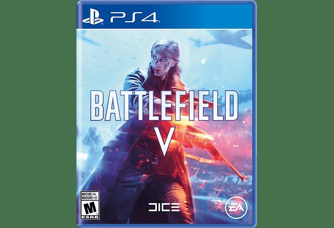Battlefield V Ps4 Nuevo
